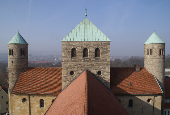 Architekt Hildesheim weltkulturerbe st michael in hildesheim dai verband deutscher
