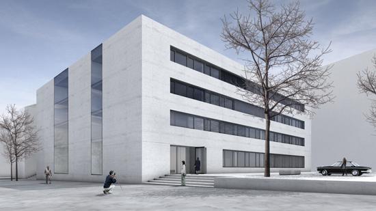 Spielerischer rhythmus dai verband deutscher architekten for Fh stuttgart architektur