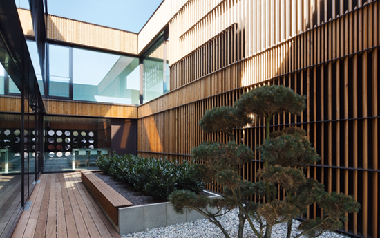 b ro und betriebsgeb ude in schweinfurt dai verband deutscher architekten und. Black Bedroom Furniture Sets. Home Design Ideas