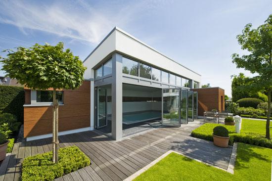 SOLARLUX: Privates Poolhaus | DAI Verband Deutscher Architekten- und ...
