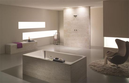 kaldewei farbige badewannen sorgen f r sinnlichen look im. Black Bedroom Furniture Sets. Home Design Ideas